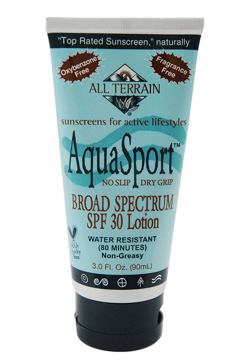 The EWG gave All Terrain's Aquasport its highest ranking for safety. (Image credit: amazon.com)