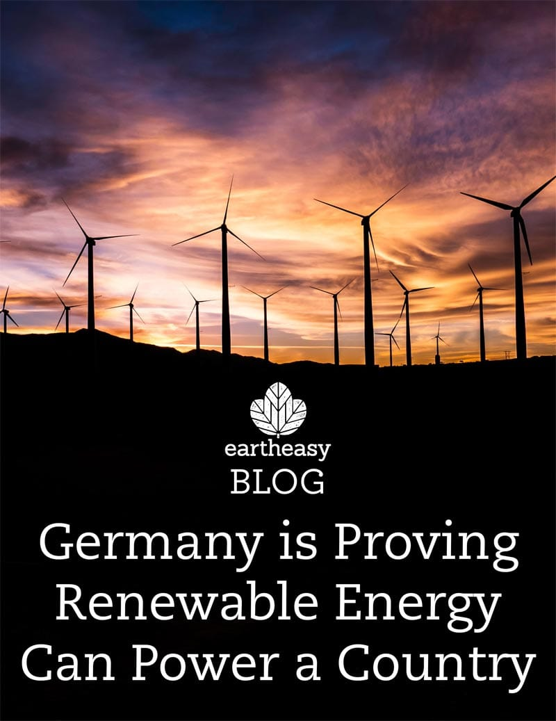 Eartheasy Blog - Germany is Proving Renewable Energy Can Power a Country