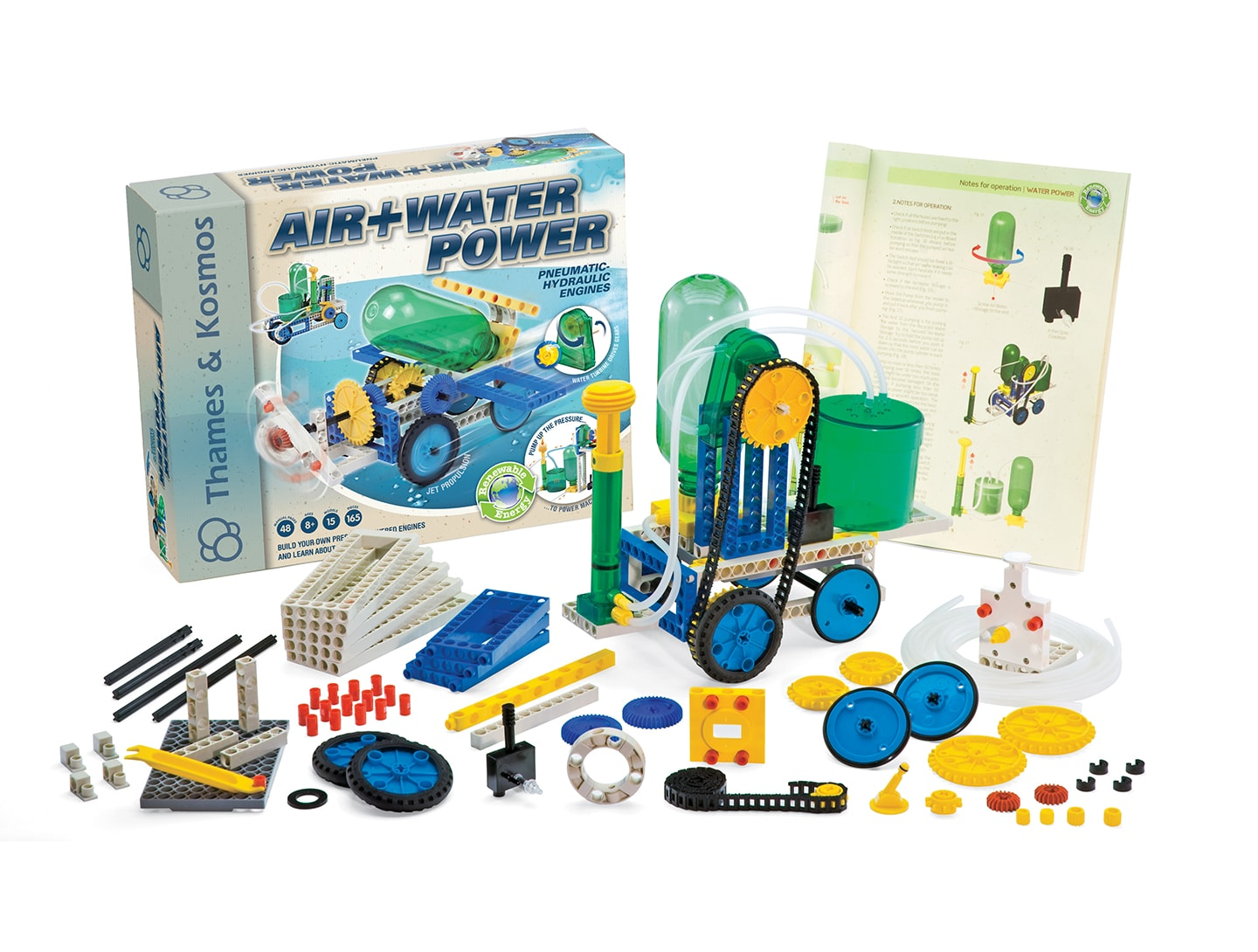 Air and Water power kit