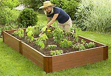 Bon Raised Garden Beds