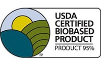 USDA certified product label