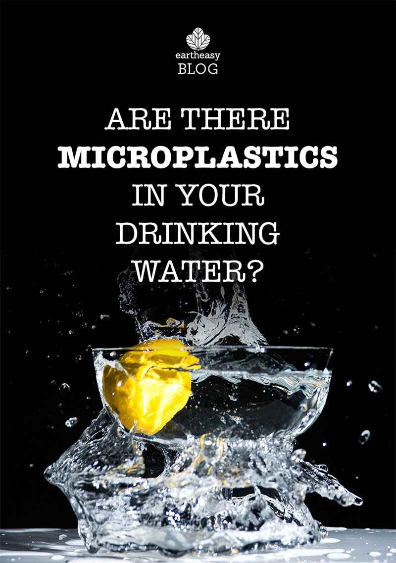 Are there Microplastics in Your Drinking Water?